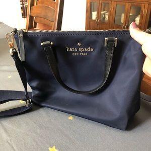 Kate Spade ♠️ Navy Crossbody